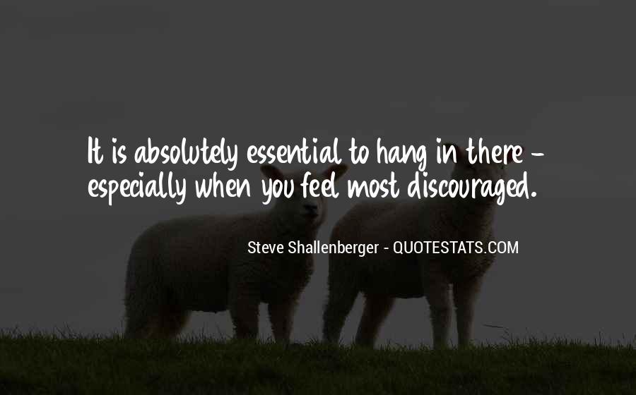 Steve Shallenberger Quotes #1355744