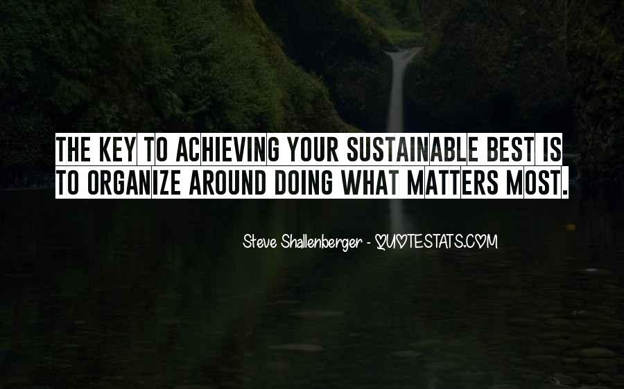 Steve Shallenberger Quotes #1644214