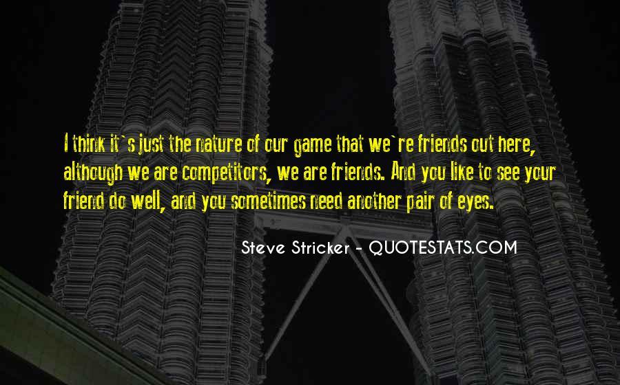 Steve Stricker Quotes #454154