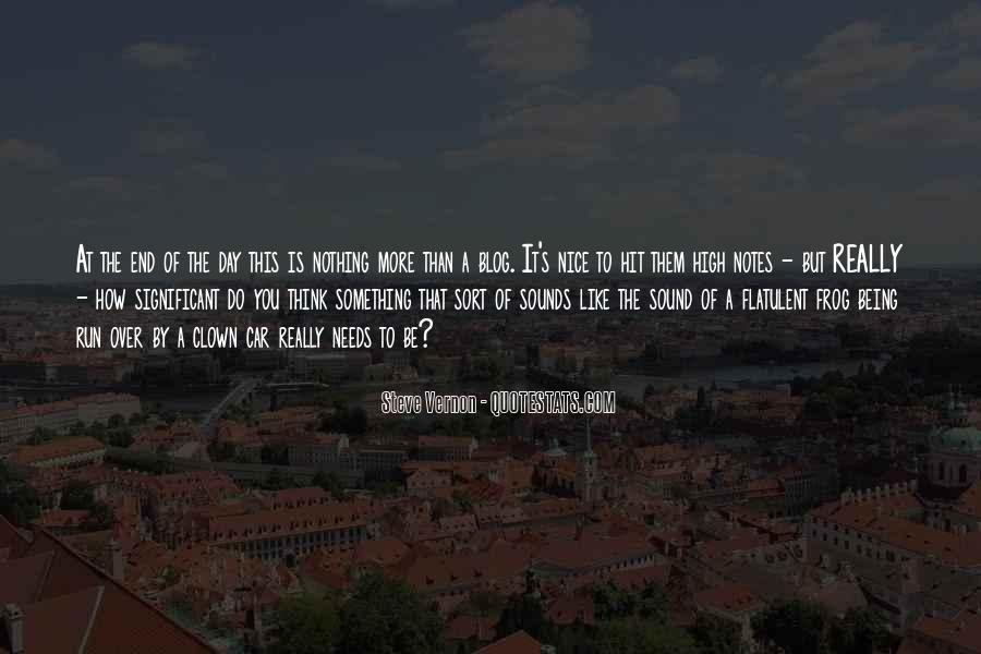 Steve Vernon Quotes #1149664