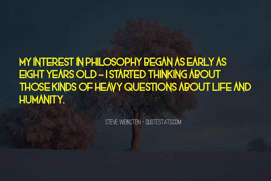 Steve Weinstein Quotes #1802155