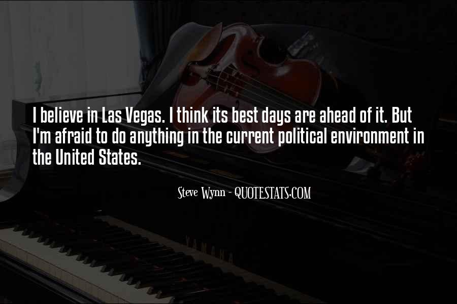 Steve Wynn Quotes #1393411