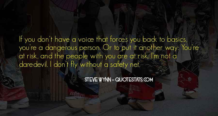 Steve Wynn Quotes #1399334