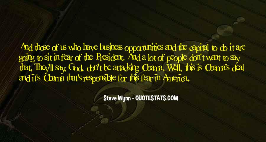 Steve Wynn Quotes #1682138
