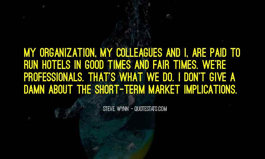 Steve Wynn Quotes #924156