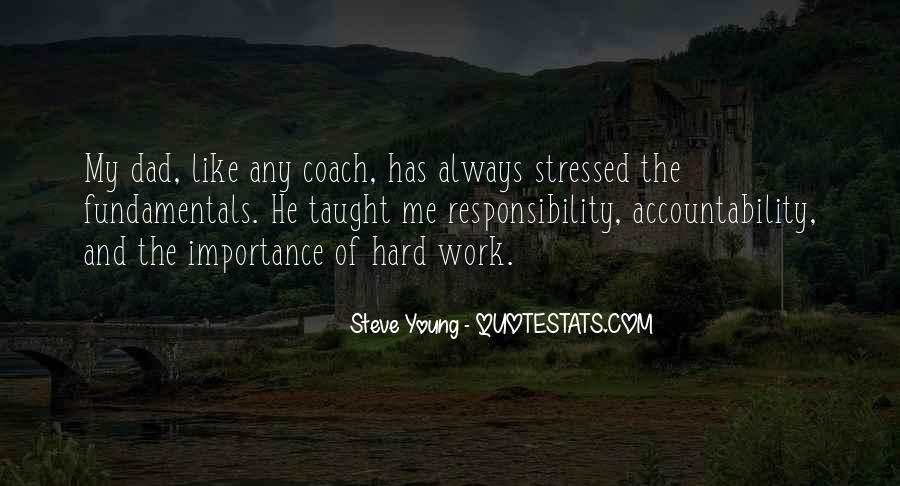 Steve Young Quotes #38519