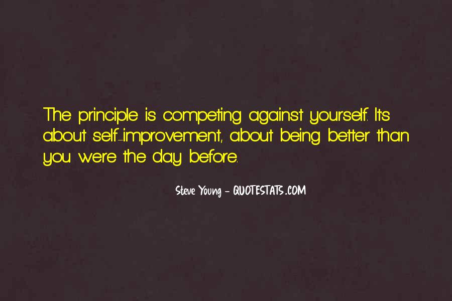 Steve Young Quotes #385780