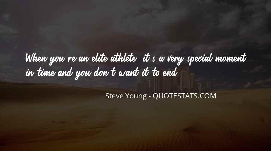 Steve Young Quotes #721769