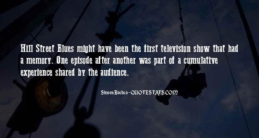 Steven Bochco Quotes #1064971