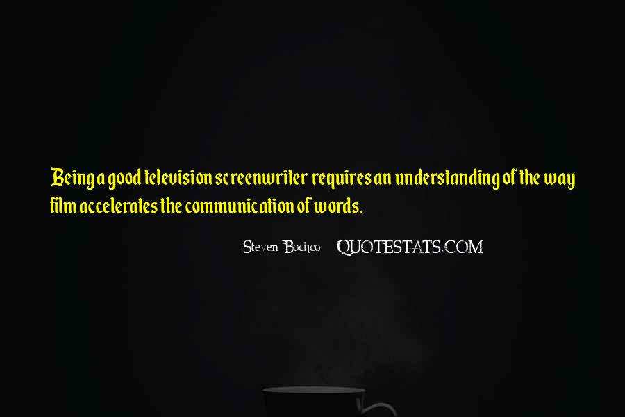 Steven Bochco Quotes #1087012