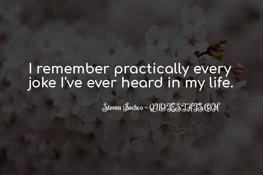 Steven Bochco Quotes #1437665