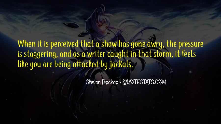 Steven Bochco Quotes #1593898