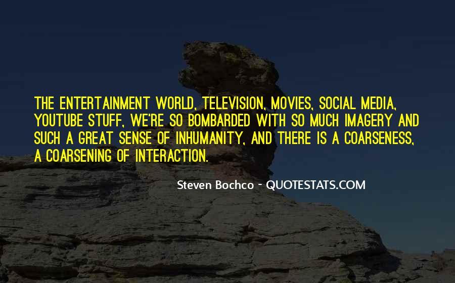 Steven Bochco Quotes #1642632