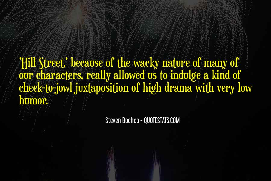 Steven Bochco Quotes #501104
