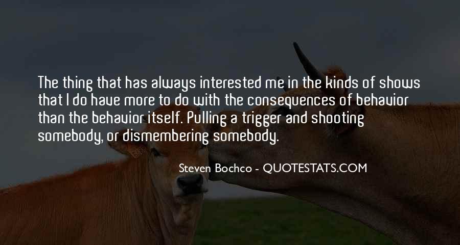 Steven Bochco Quotes #99987