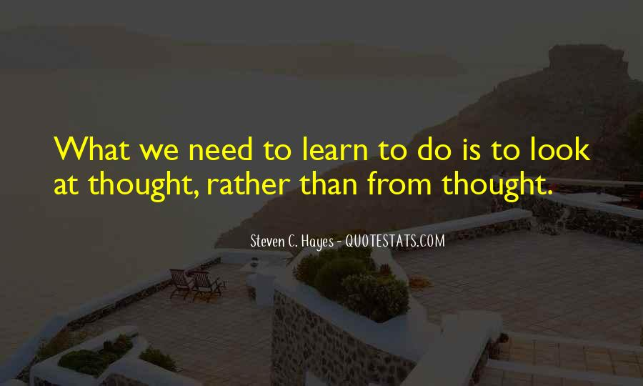 Steven C. Hayes Quotes #1872248