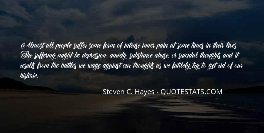 Steven C. Hayes Quotes #580657