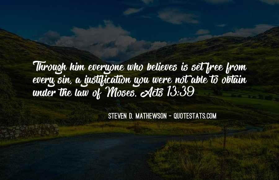 Steven D. Mathewson Quotes #1181112