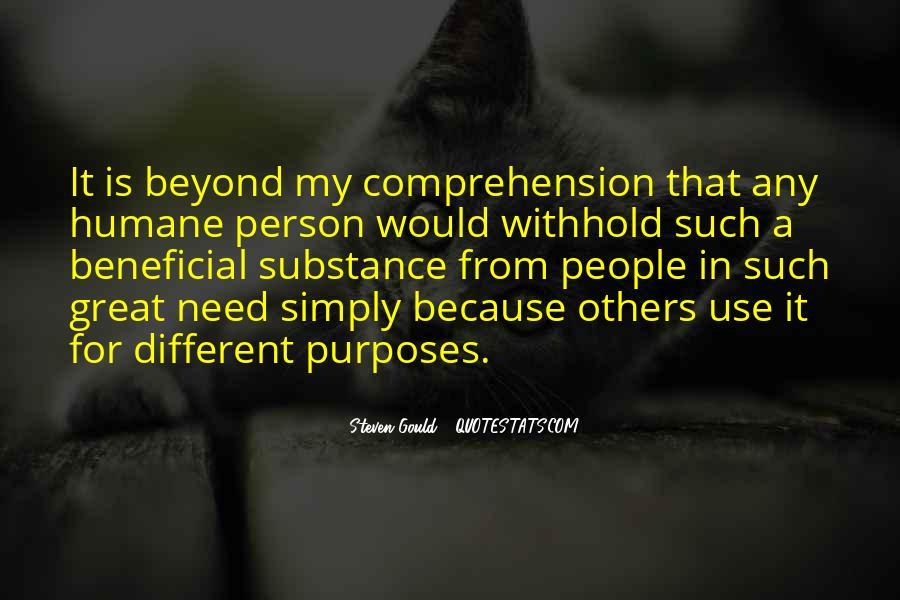 Steven Gould Quotes #1069737
