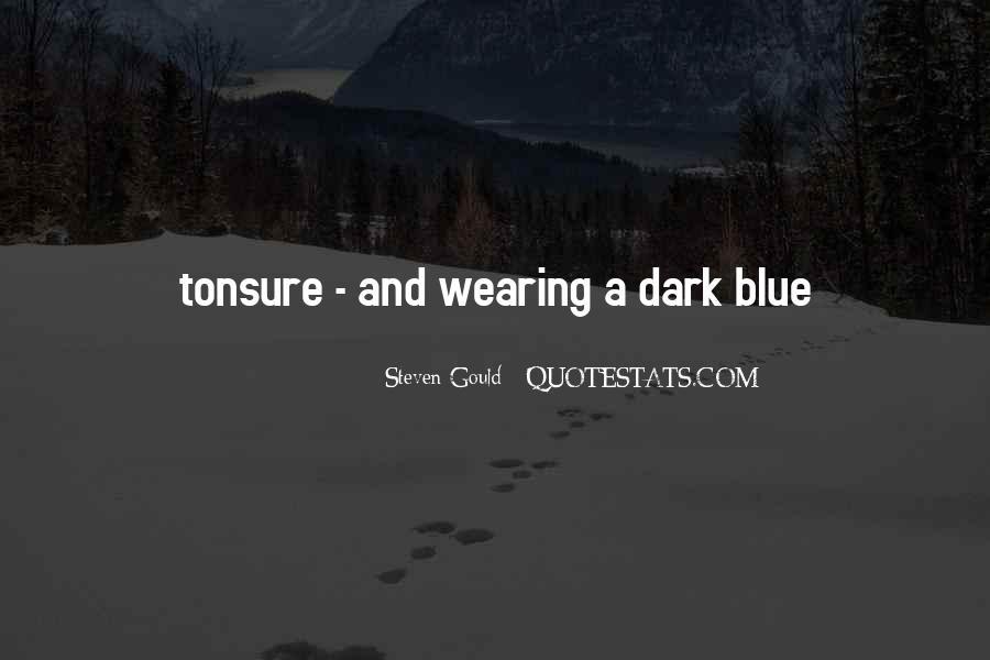 Steven Gould Quotes #280112