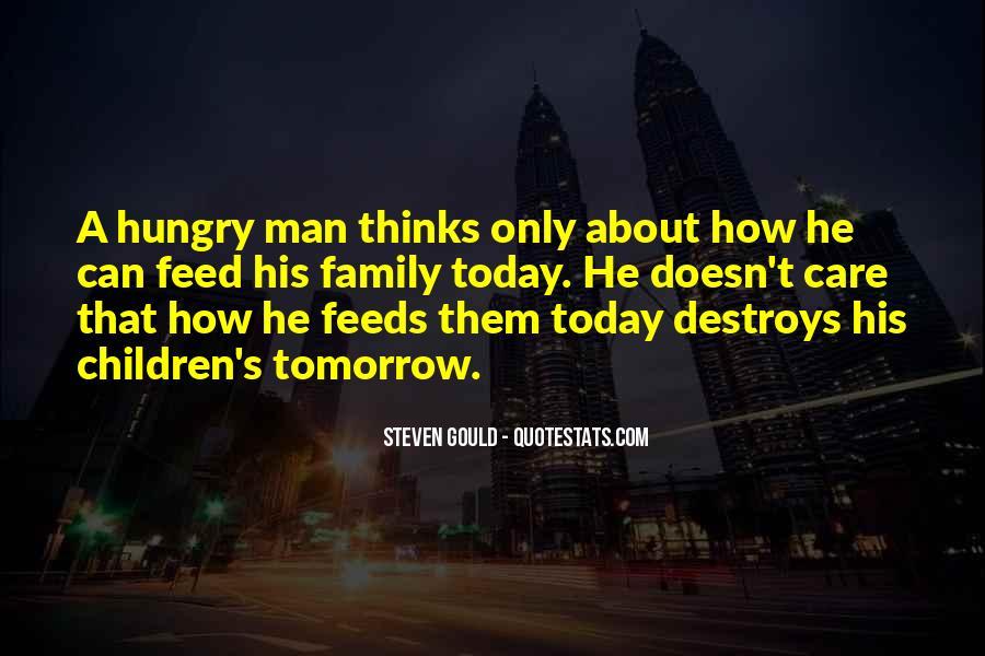 Steven Gould Quotes #369925