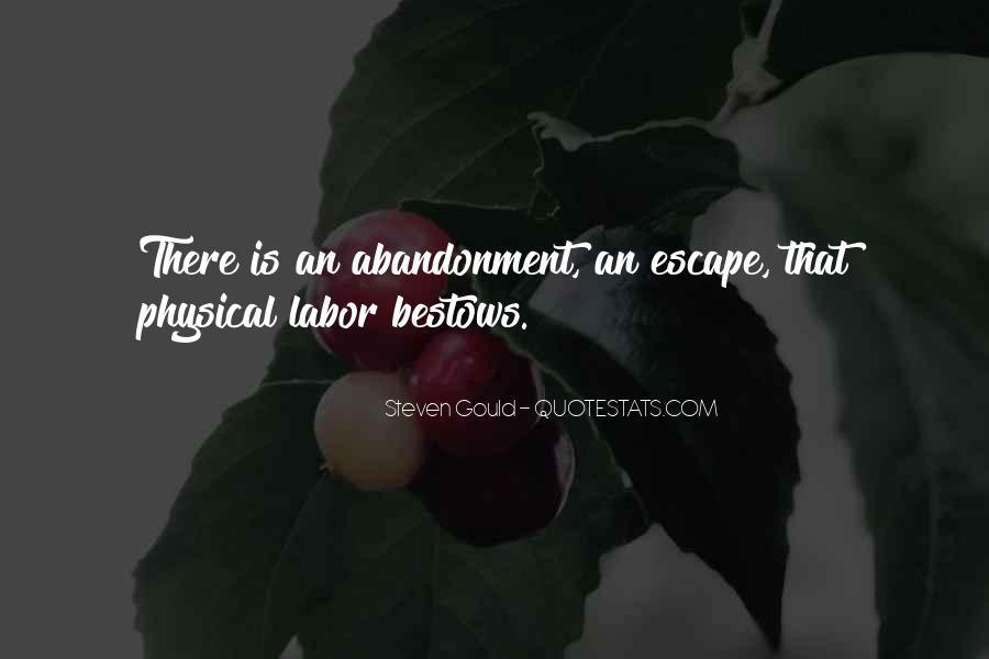 Steven Gould Quotes #867102