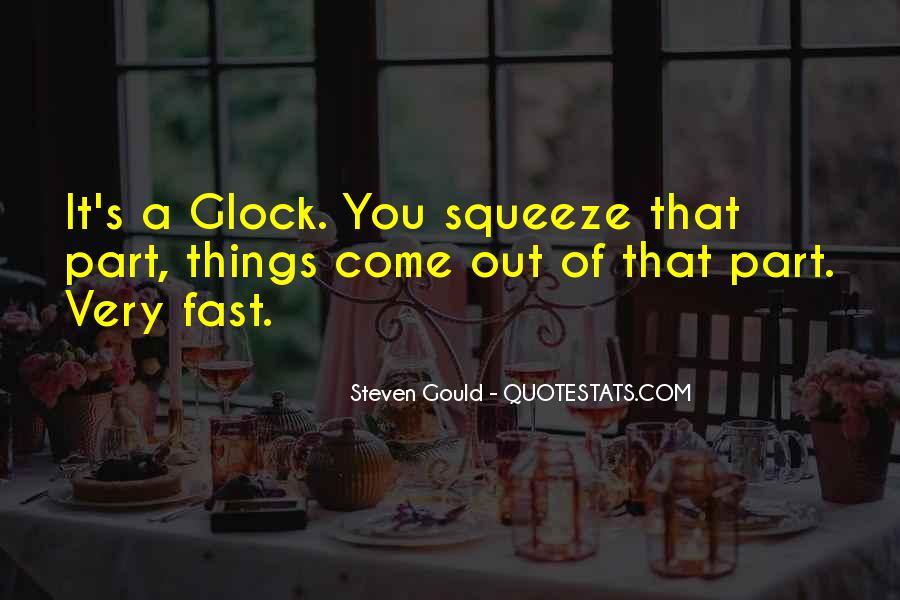 Steven Gould Quotes #889035
