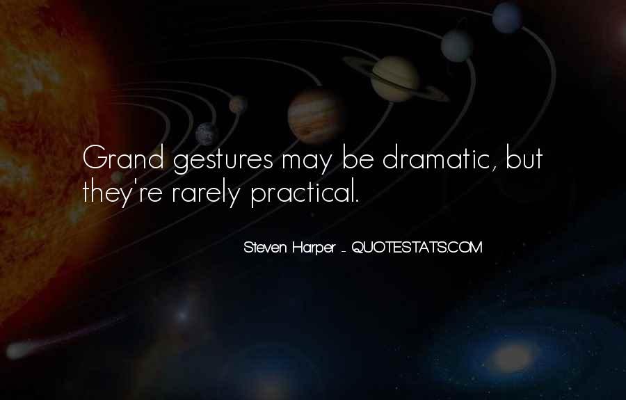 Steven Harper Quotes #1230710