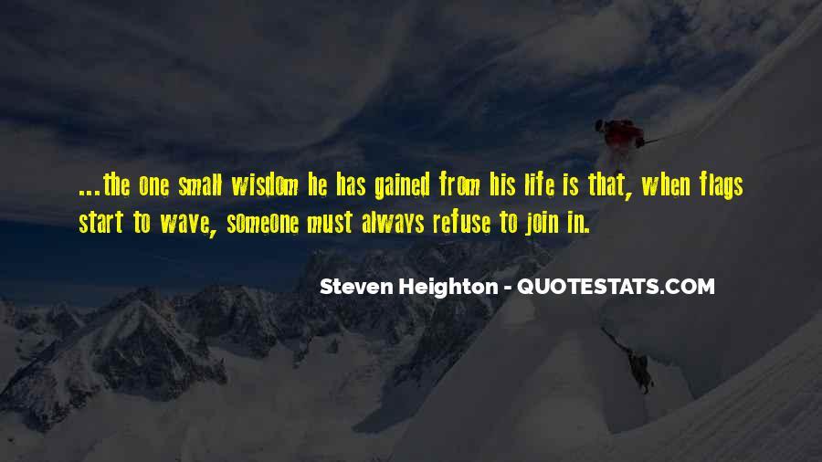 Steven Heighton Quotes #1079662