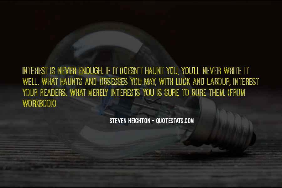 Steven Heighton Quotes #1338442