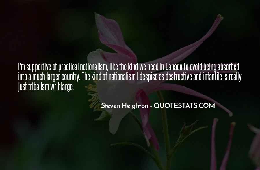 Steven Heighton Quotes #1655017