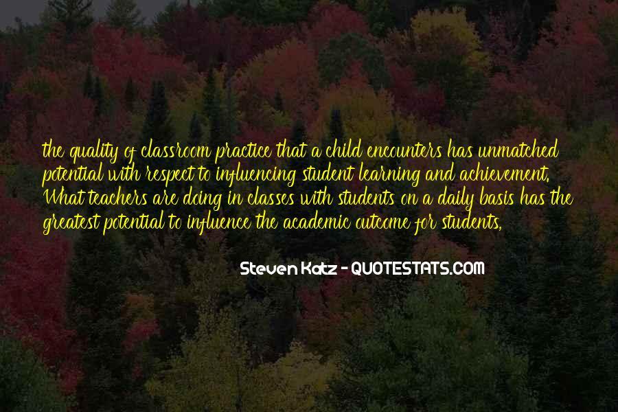 Steven Katz Quotes #1816889