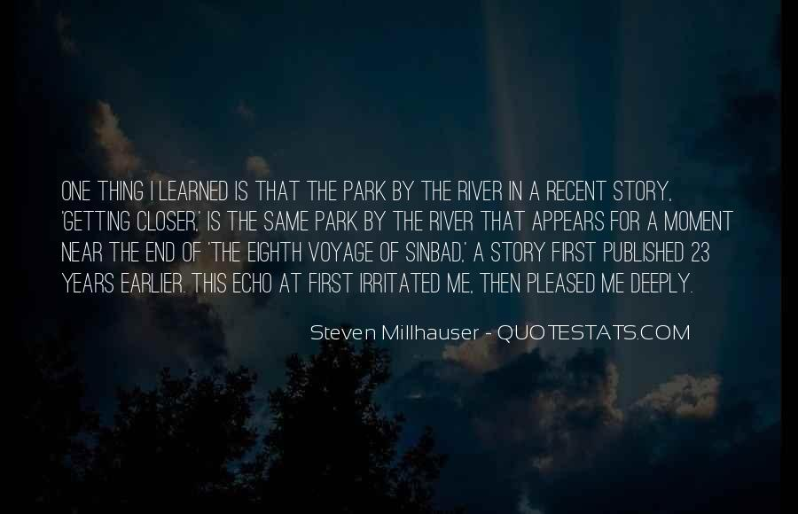 Steven Millhauser Quotes #1076090