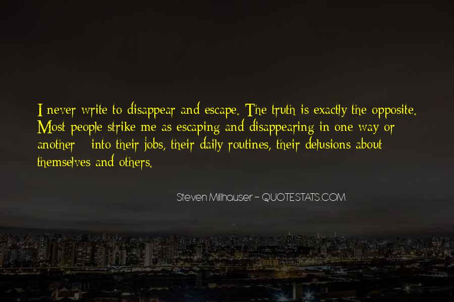Steven Millhauser Quotes #762957