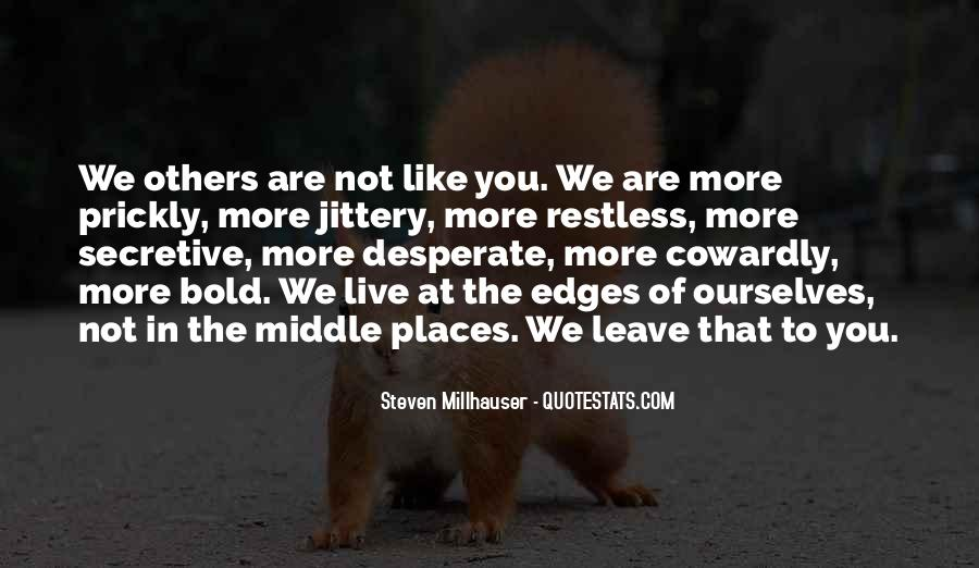 Steven Millhauser Quotes #768026