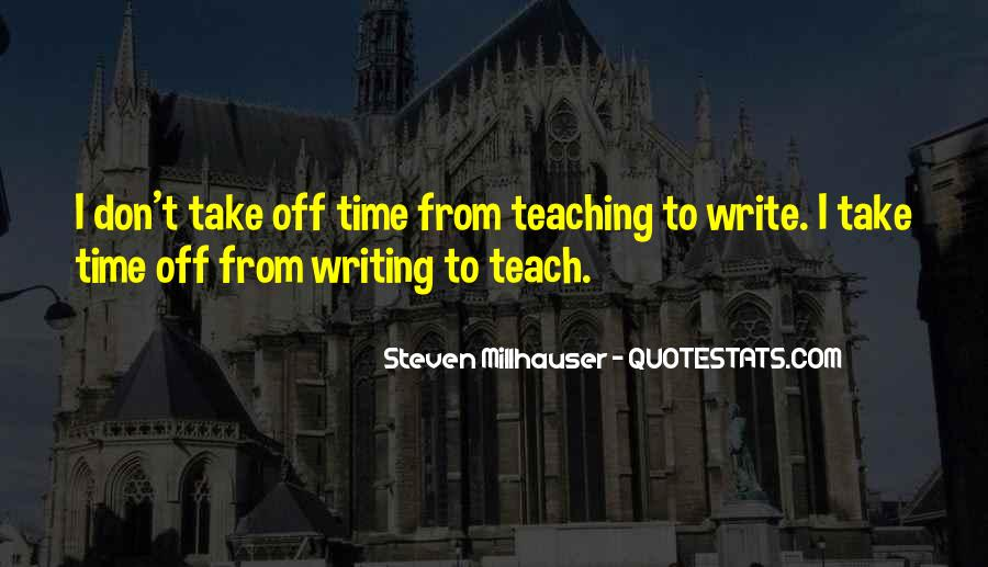 Steven Millhauser Quotes #898839