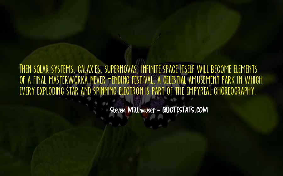 Steven Millhauser Quotes #972721