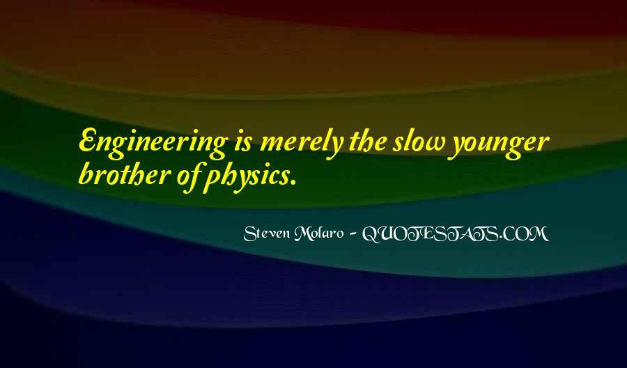 Steven Molaro Quotes #177612