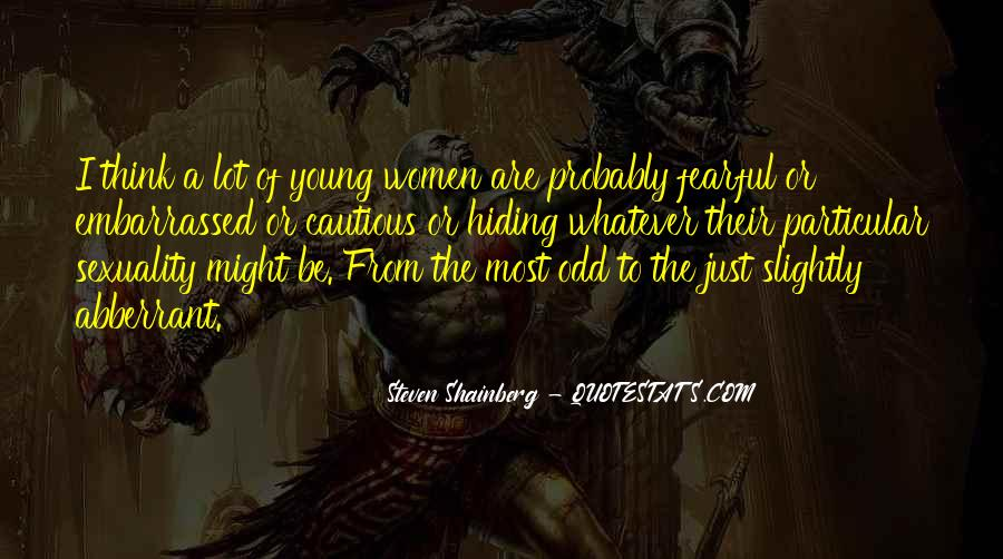Steven Shainberg Quotes #1022438
