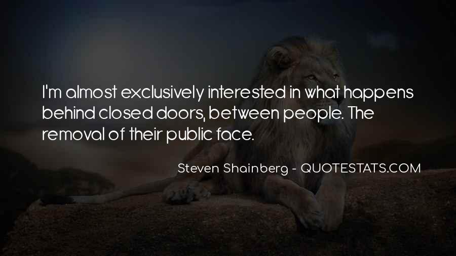 Steven Shainberg Quotes #1504081