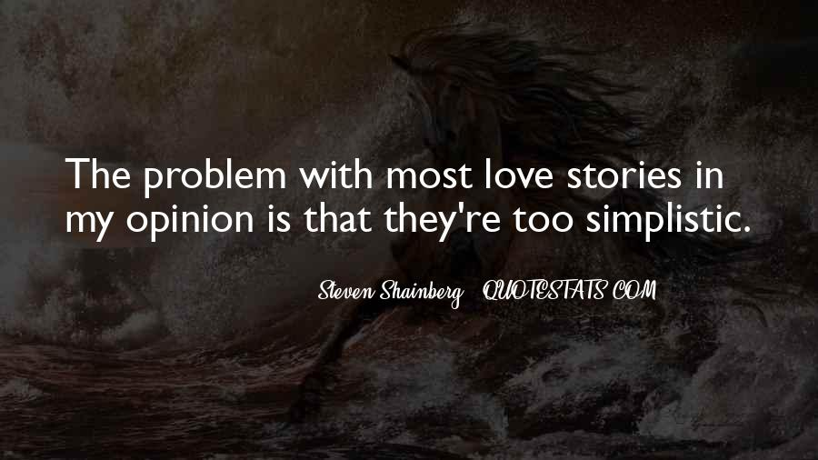 Steven Shainberg Quotes #1741791