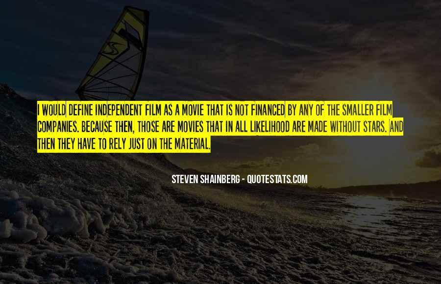 Steven Shainberg Quotes #1853812