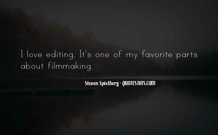 Steven Spielberg Quotes #1064064