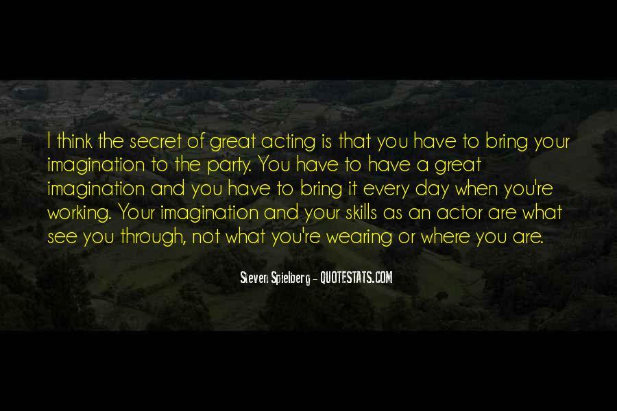 Steven Spielberg Quotes #1257309