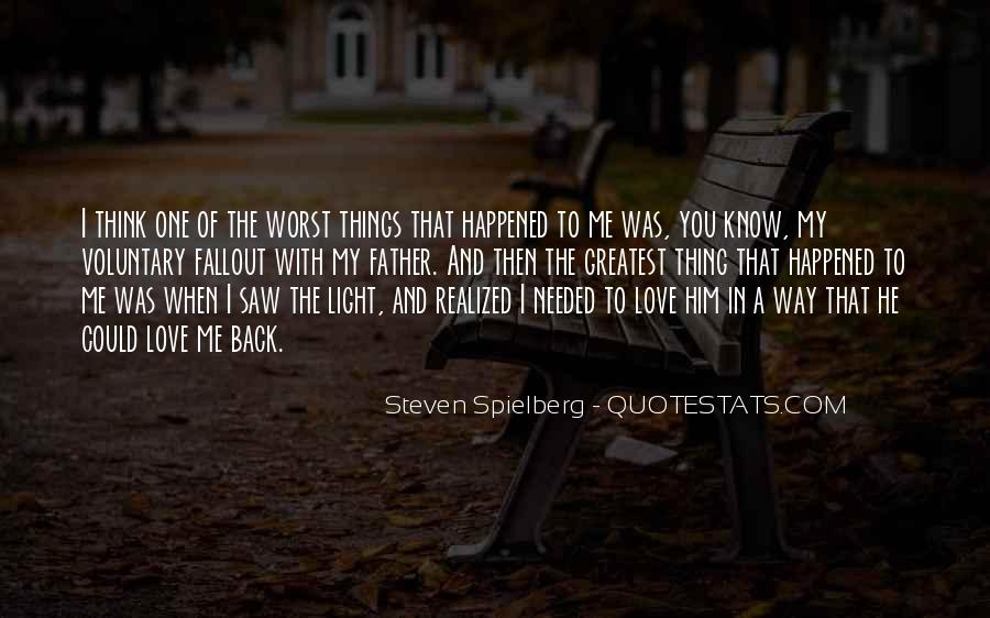 Steven Spielberg Quotes #1436122