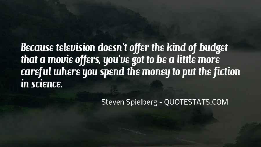 Steven Spielberg Quotes #151800