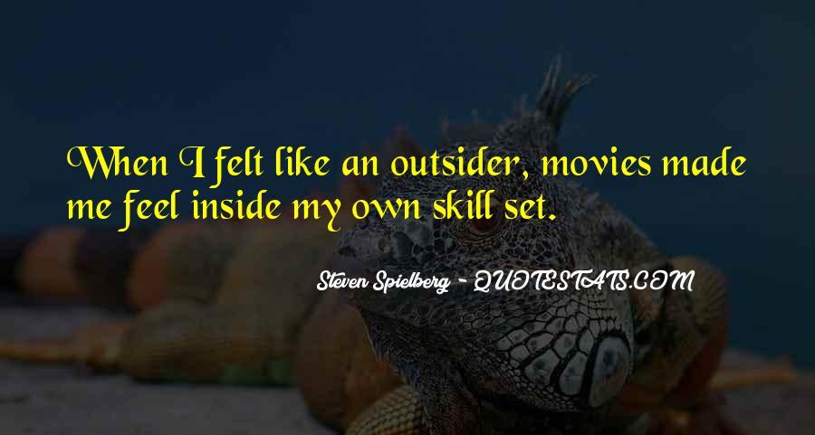 Steven Spielberg Quotes #1543487