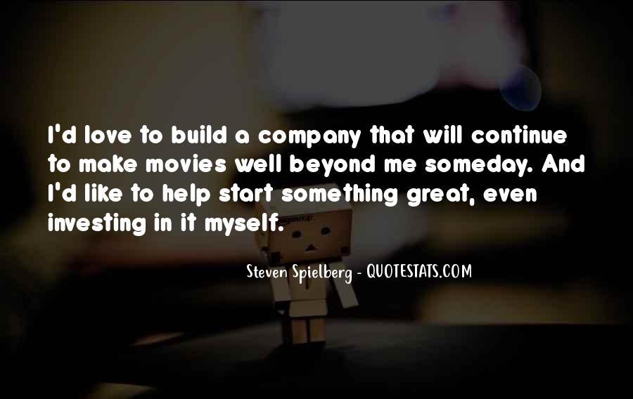Steven Spielberg Quotes #1721522