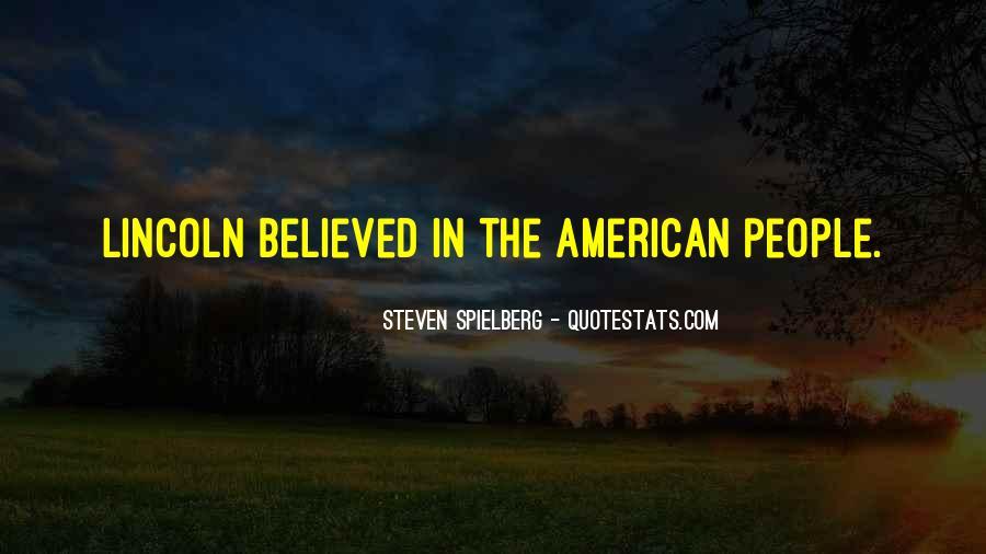 Steven Spielberg Quotes #1742263