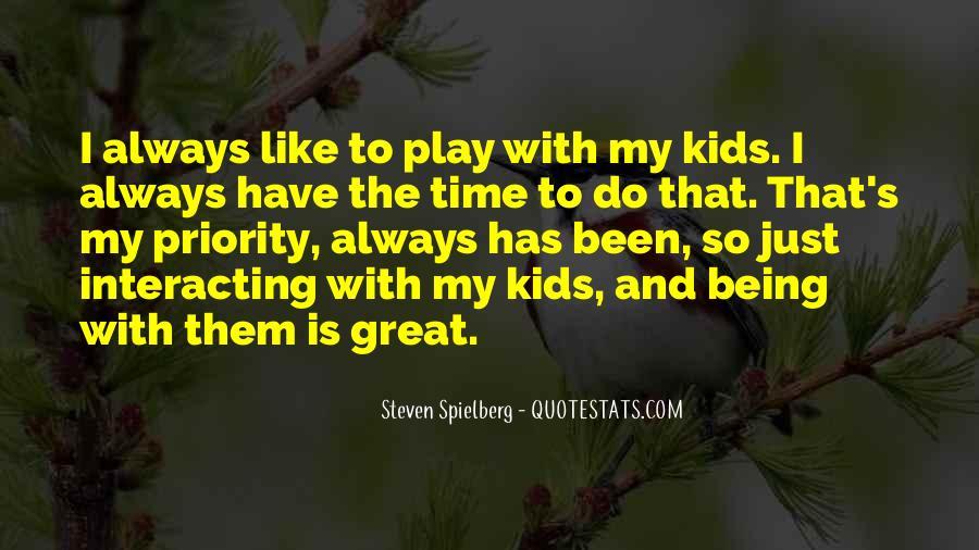 Steven Spielberg Quotes #1758279